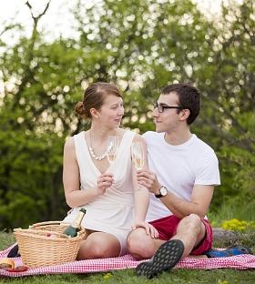Károvaný piknik